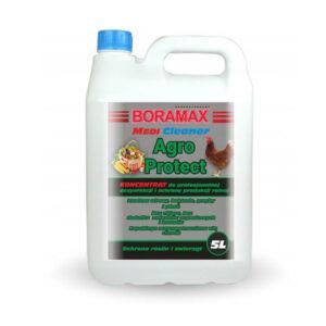 Naturalny środek czyszczący Agro Protect firmy Boramax