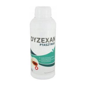 Preparat Dyzexan to bardzo skuteczny sposób walki z pasożytem, chociaż posiada mniej skoncentrowany skład niż jego konkurencja.